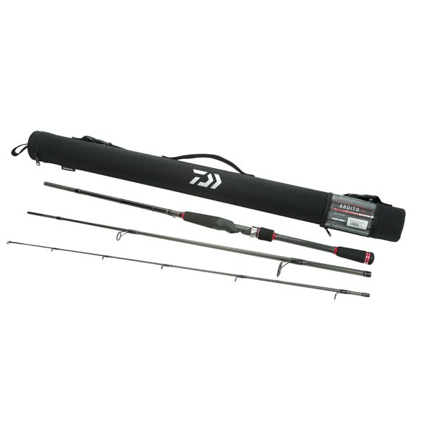 Daiwa ARDT703MHFS-TR Ardito Multi-Piece Spinning Travel Rod
