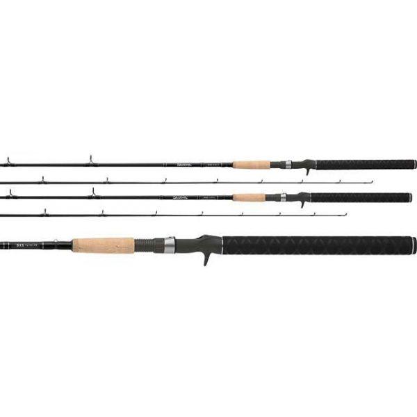 Daiwa DXS Salmon & Steelhead Trolling and Mooching Rods
