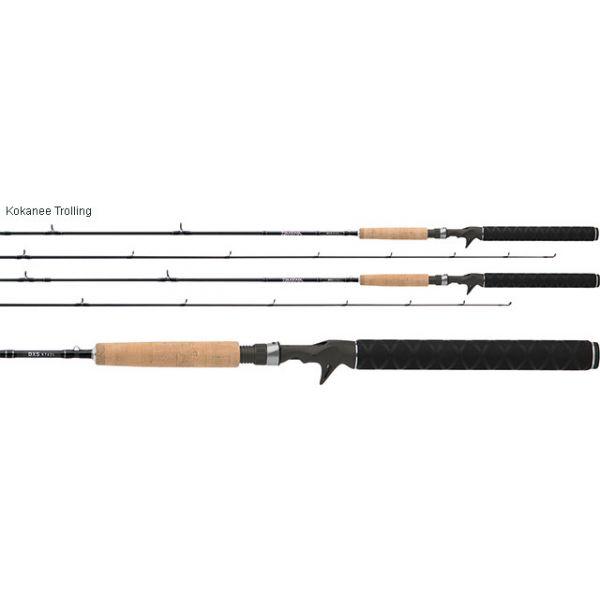 Daiwa DXSK802L Salmon & Steelhead Kokanee Trolling Rod