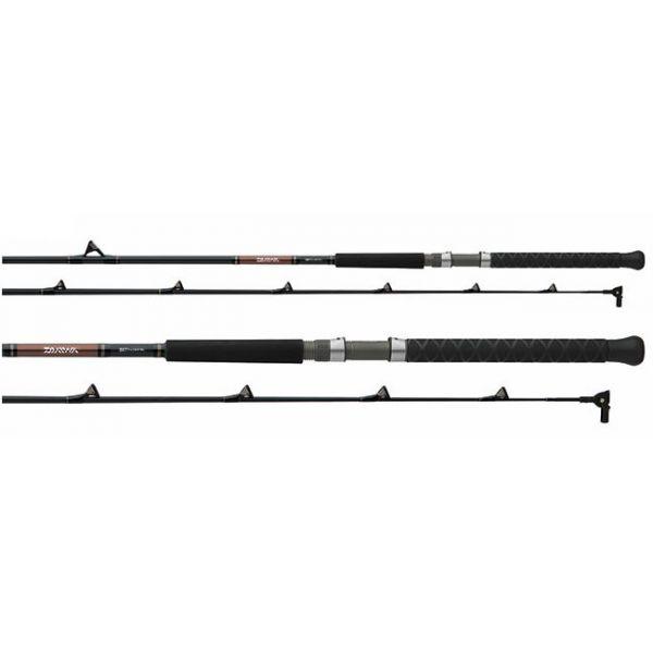 Daiwa DXT862MF-WL Wire Line Trolling Rod