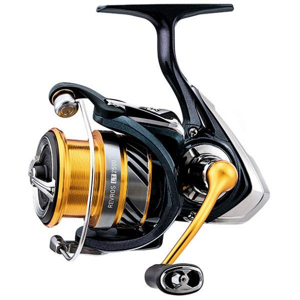 DAIWA REVROS LT Spinning Fishing Reel Concept Fishing Reel Light and Tough LT