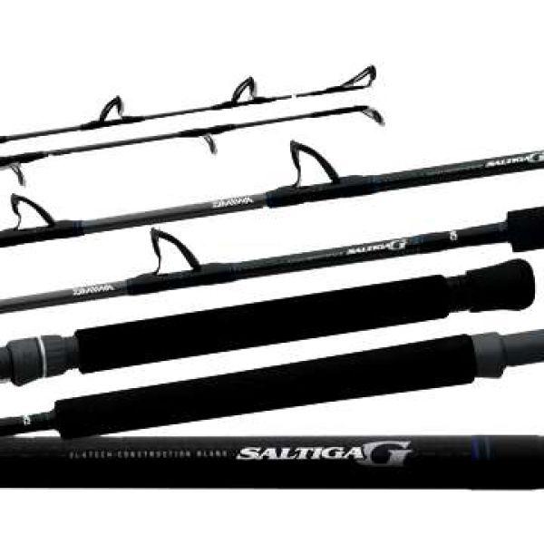 Daiwa Saltiga G Boat Jigging Conventional Rods