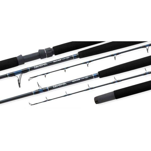 Daiwa Sealine Boat Conventional SLB Rods