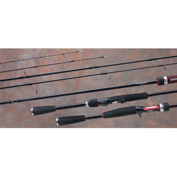 Daiwa Steez STZ802HFBA SVF Compile-X Flipping Rod