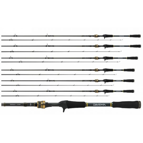Daiwa TAT701MRB Tatula Bass Trigger Grip Casting Rod
