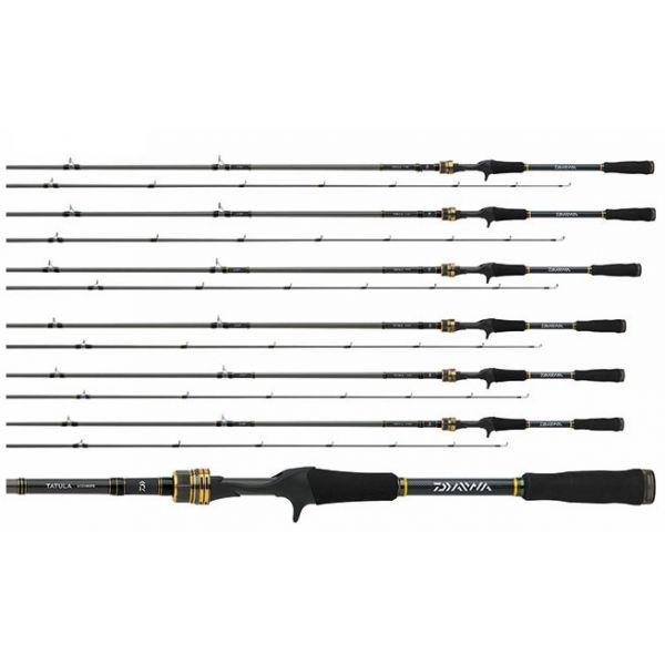 Daiwa TAT711MHRB Tatula Bass Trigger Grip Casting Rod