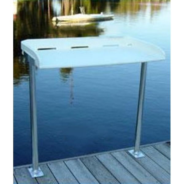 Deep Blue FL38 Dock Side Fillet Table - 38in x 21in