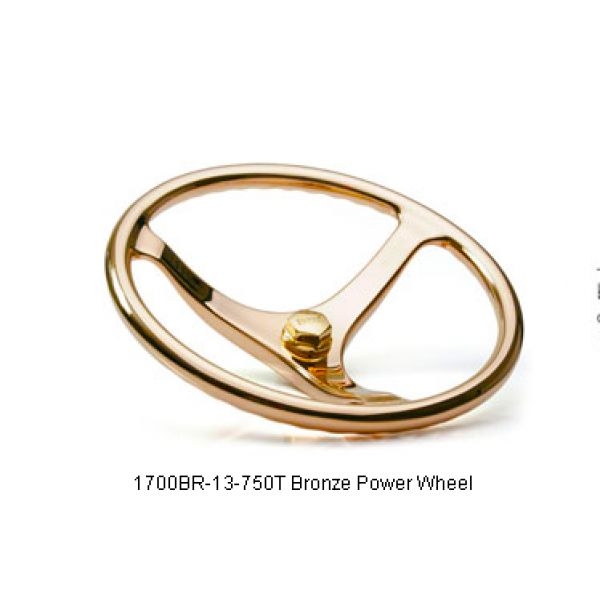 Edson 1700BR-13-750T Bronze Power Wheel
