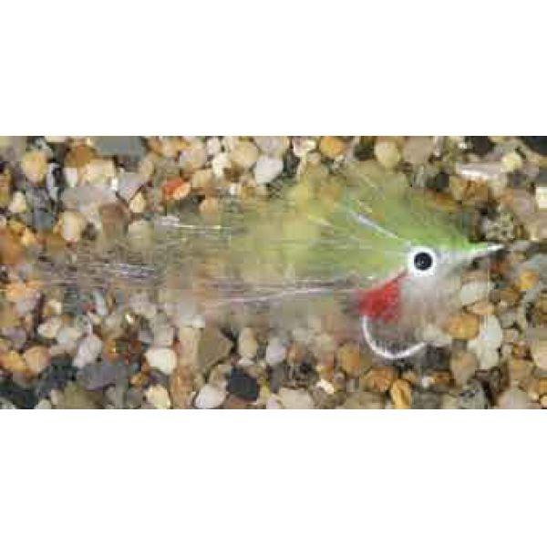 Enrico Puglisi Mangrove Baitfish Pilchard Saltwater Fly