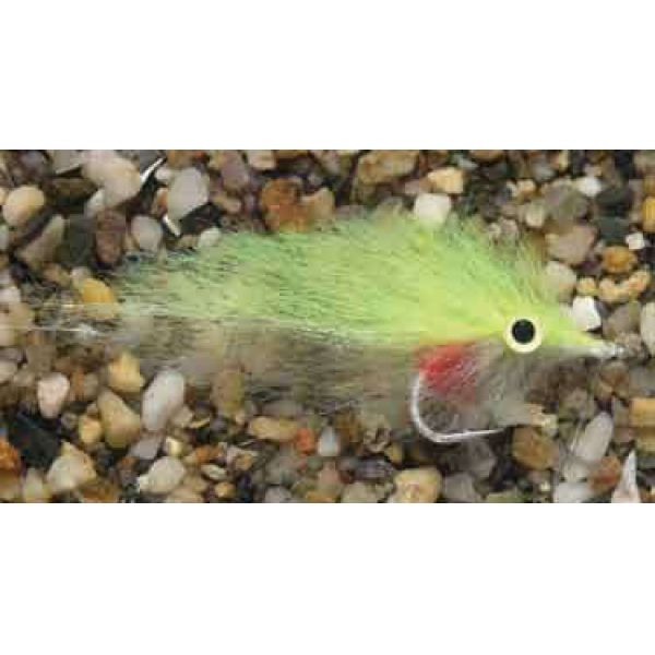 Enrico Puglisi Peanut Butter Saltwater Fly