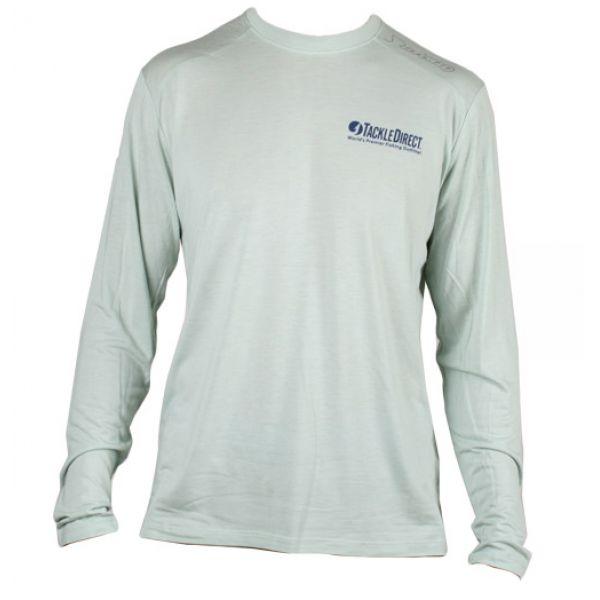 TackleDirect Free Fly FF102 TackleDirect Bamboo Tech L/S Shirt - 3XL
