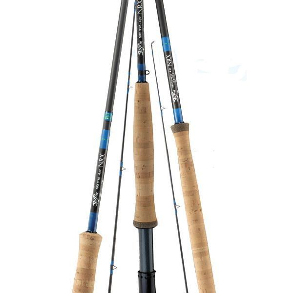 G-Loomis NRX 1089-4 Trout Fly Fishing Rod