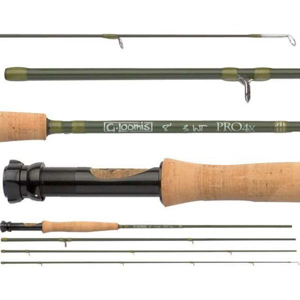 G-Loomis Pro4x Fly Rods