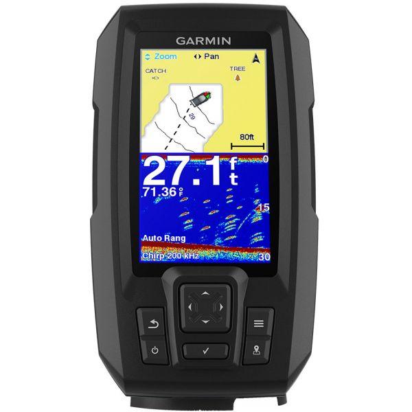 Garmin STRIKER Plus 4 Fishfinder US w/ Dual Beam TM Transducer