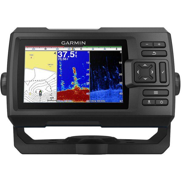 Garmin STRIKER Plus 5cv Fishfinder w/ CV-20TM Transducer