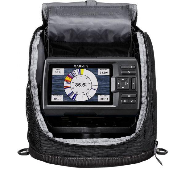 Garmin STRIKER Plus 5cv Fishfinder Portable w/ GT8HW-IF Transducer