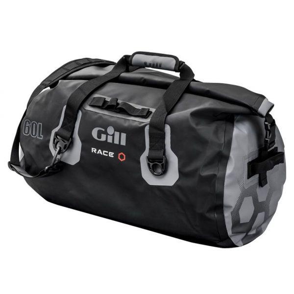 Gill Race Team Dry Bag - 60L Graphite