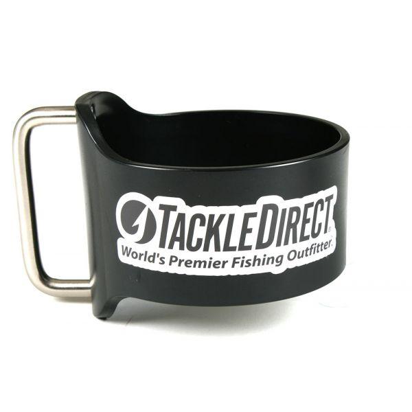 Grapplr Cup Handle for Yeti 30oz Rambler w/ TackleDirect Logo