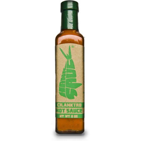 Hank Sauce Cilanktro Hot Sauce