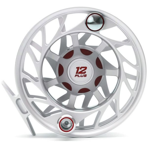 Hatch F12P-CR-LA Gen 2 Finatic 12 Plus Large Arbor Fly Reel