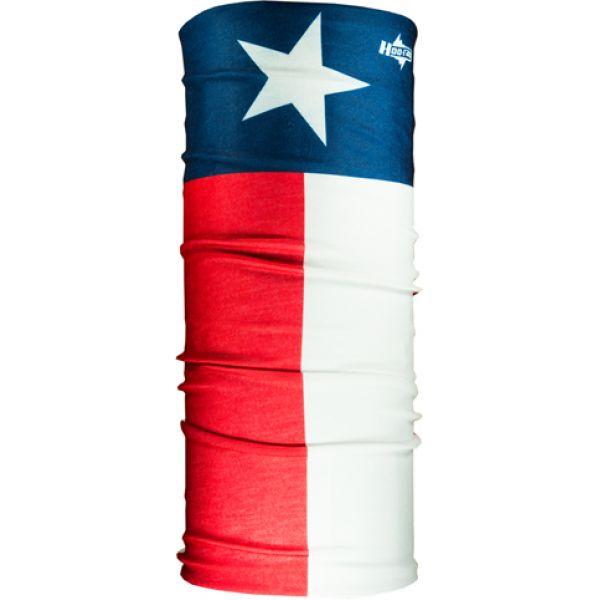 Hoo-Rag Texas Flag Bandana