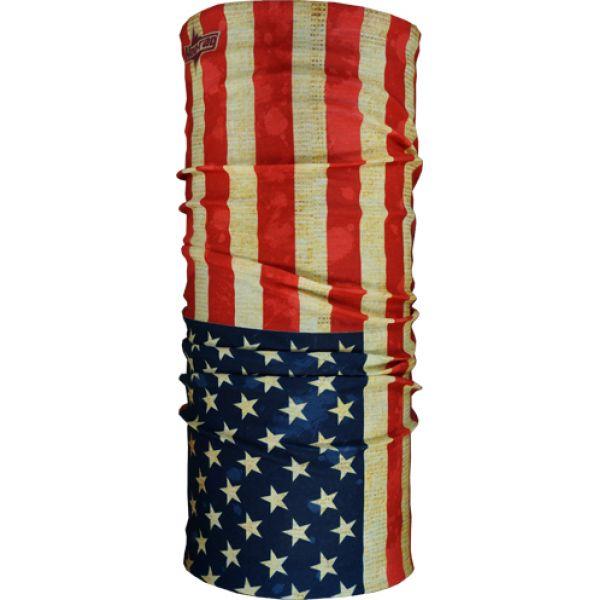 Hoo-Rag Old Glory Flag Bandana