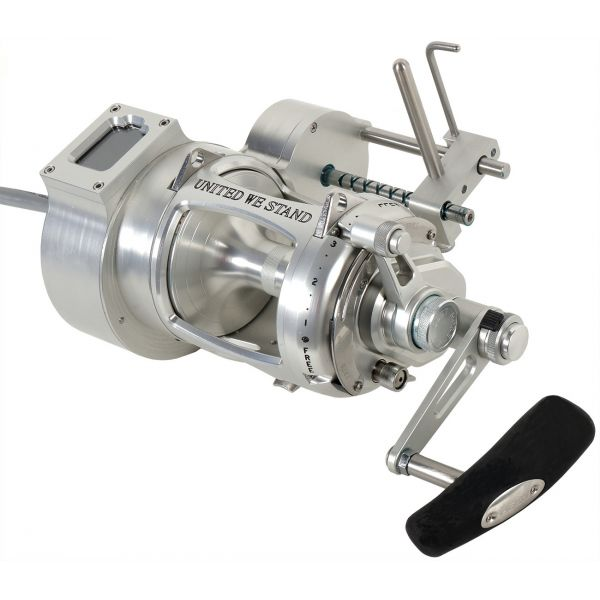 Hooker Electric Penn 50VISWS Electric Reel w/ Autostop, LC, and LW - Liberty