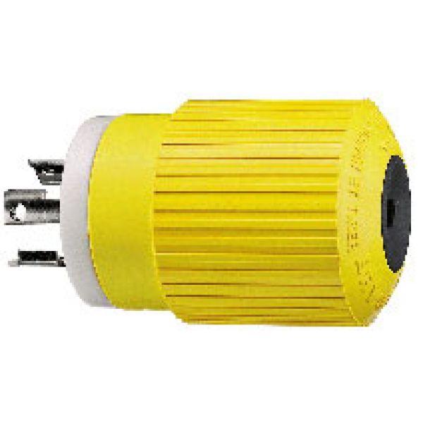 Hubbell 305CRP Locking Plug 30A 125V