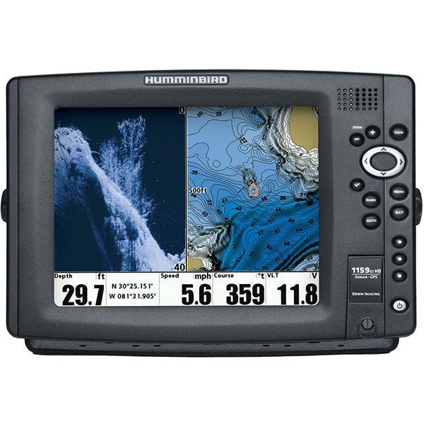 Humminbird 1159ci HD DI Combo - Down Imaging TM Transducer