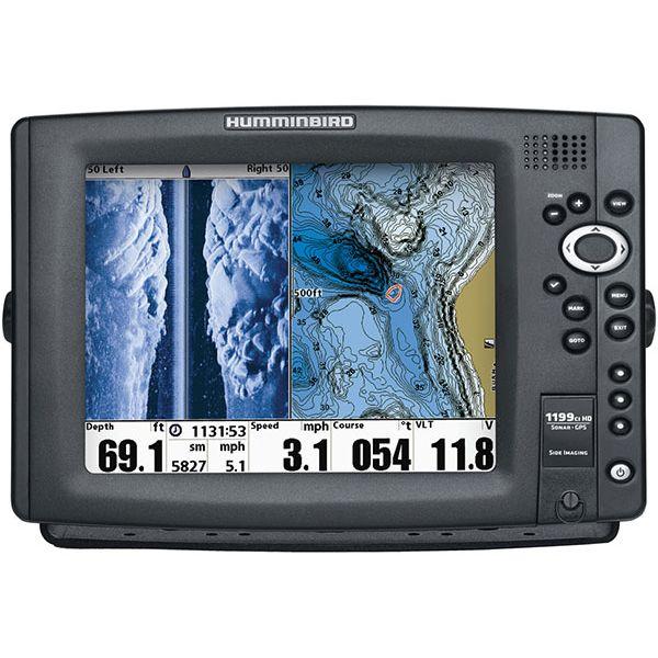 Humminbird 1199ci HD SI Combo - Side Imaging TM Transducer