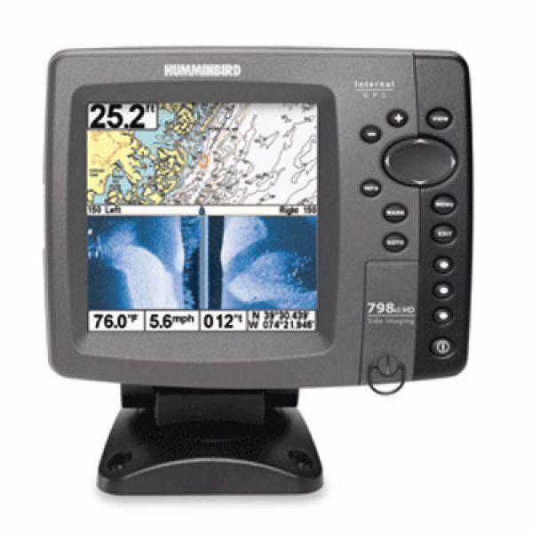 Humminbird 798ci HD SI Combo