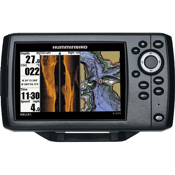Humminbird 409640-1 HELIX 5 SI/GPS Combo