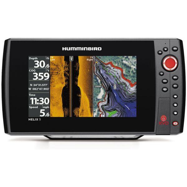 Humminbird 409950-1KVD HELIX 9 SI/GPS KVD Combo