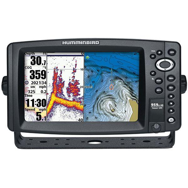 Humminbird 959ci HD Combo Dual Beam TM Transducer