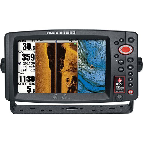 Humminbird 999ci HD SI Combo Side Imaging TM Transducer KVD Edition