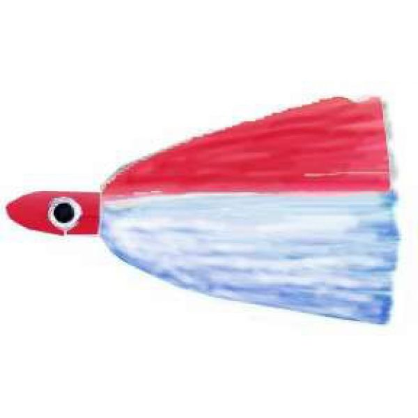 IL400 Red Head Lure Red/White