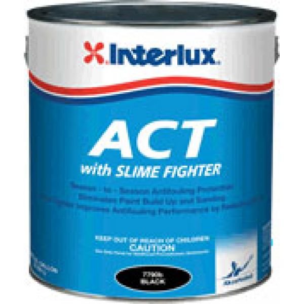 Interlux ACT Season to Season Ablative with Slime Fighter