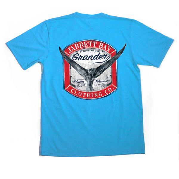 Jarrett Bay Grander Bogue Sound SS T-Shirts