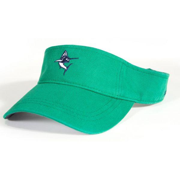 Jarrett Bay Sport Visor - Emerald
