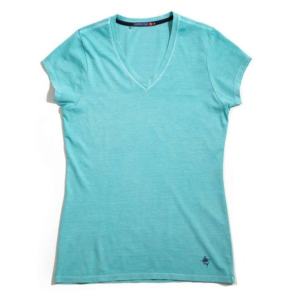 Jarrett Bay Swansboro Short Sleeve T-Shirt - Seaspray