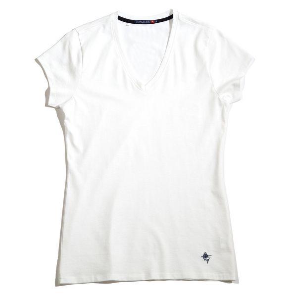 Jarrett Bay Swansboro SS Women's T-Shirts