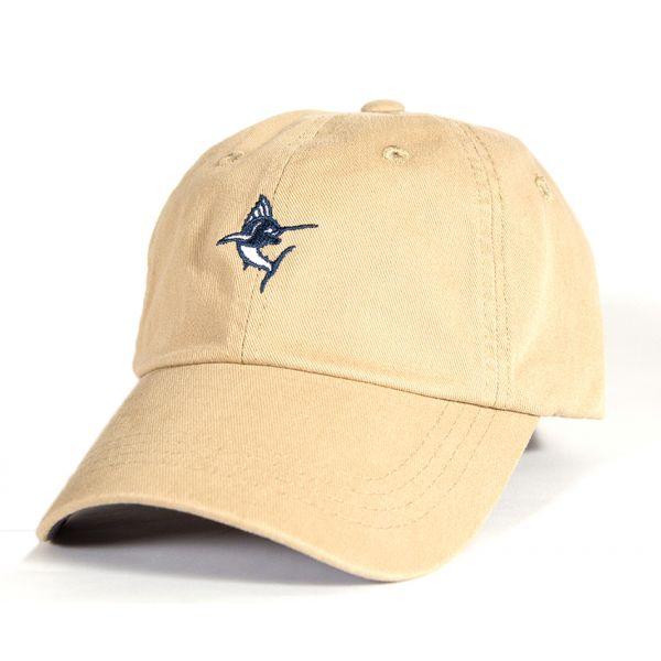 Jarrett Bay Twill Hat - Khaki