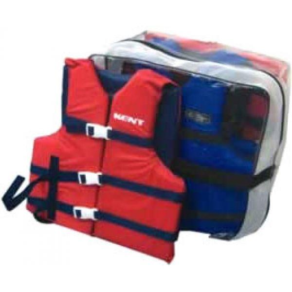 Kent General Purpose Vest 4-Pack