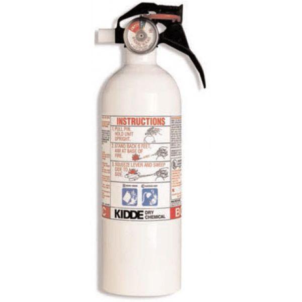 Kidde 466635N 5BC Mariner Fire Extinguisher w/ Gauge