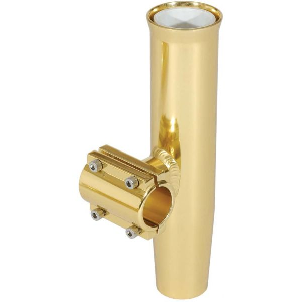 Lee's RA5201GL Clamp Rod Holder - Gold - Horizontal - Fits 1.050