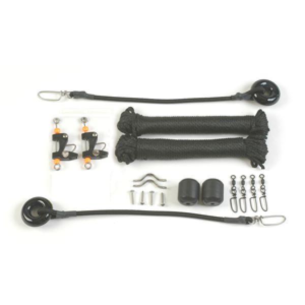 Lee's Tackle Single RK0322RK Braided Line Rigging Kit