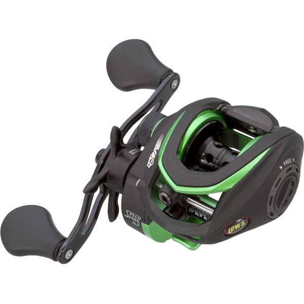 Lew's MS1SHL Mach Speed Spool SLP Baitcast Reel