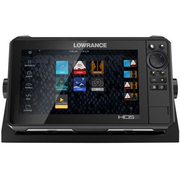 Lowrance 000-14421-001 HDS-9 LIVE Fishfinder