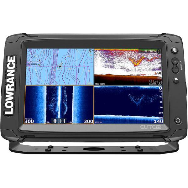 Lowrance Elite-9 Ti Touchscreen Fishfinder/Chartplotter Combos