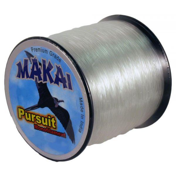 Makai Pursuit Monofilament Line 1lb Spool - Clear